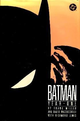 Batman: Year One: Miller, Frank