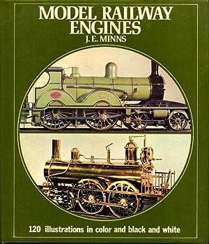 Model Railway Engines: Minns, J. E.