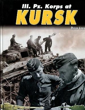 III. Pz. Korps at Kursk 1943: Lodieu, Didier