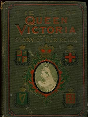 Life of Queen Victoria and the Story: Morris, Charles