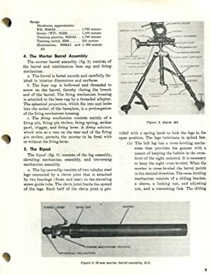 FM 23-85 60-mm Mortar, M19 - 1967: Department of the Army