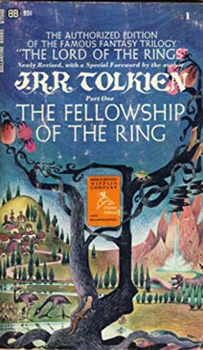 Lord of the Rings: The Fellowship of: Tolkien, J.R.R