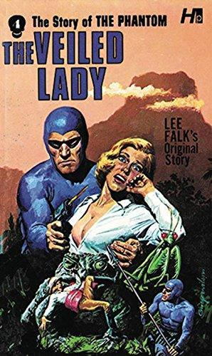 The Story of the Phantom #4: The: Falk, Lee