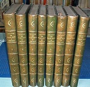 LES MILLE ET UNE NUITS. Traduction littérale et complète du Dr J.-C. Mardrus.: ...