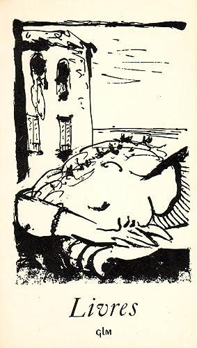 CATALOGUE DE LIVRES. POESIE 1926-1957.: LEVIS MANO Guy.