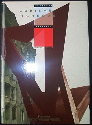 CUBISME TCHEQUE. Traduction du tchèque de Marketa Theinhardt et Pascal Varejka.: LAMAC ...