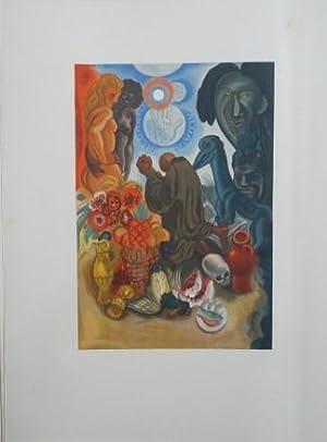 LA TENTATION DE SAINT ANTOINE. Avec une introduction de Paul Valéry. Illustrations de J.-G. ...
