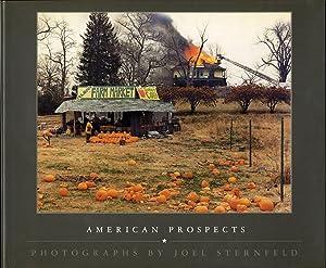Joel Sternfeld: American Prospects (First Hardcover Edition) [SIGNED]: STERNFELD, Joel, GRUNDBERG, ...