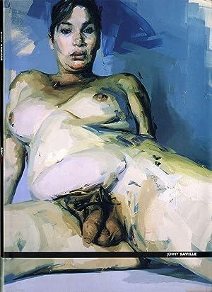 Jenny Saville (Museo d Arte Contemporanea Roma, MACRO) [SIGNED]: SAVILLE, Jenny