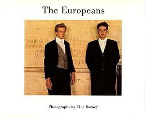 The Europeans: Photographs by Tina Barney: BARNEY, Tina, FORRESTA, Merry, SHEFFIELD, Graham