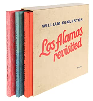 William Eggleston: Los Alamos Revisited (Three Volume Set): EGGLESTON, William, WESKI, Thomas