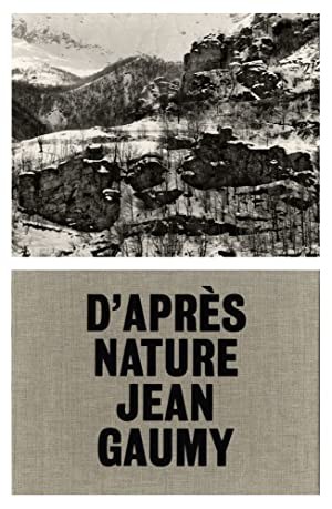 Jean Gaumy: D'Après Nature, Limited Edition (with: GAUMY, Jean, DAUMAL,