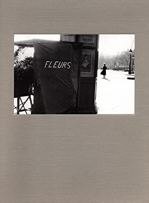 Robert Frank: Flower is., Limited Edition (Cover: FRANK, Robert