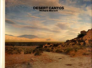 Richard Misrach: Desert Cantos (Japanese Edition) [SIGNED]: MISRACH, Richard, BANHAM,