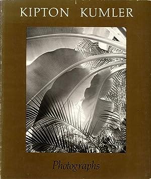 Kipton Kumler: Photographs (Contemporary Photographers Series #2): KUMLER, Kipton