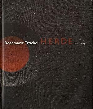 Rosemarie Trockel: Herde, Limited Edition [SIGNED]: TROCKEL, Rosemarie, DIACONO,