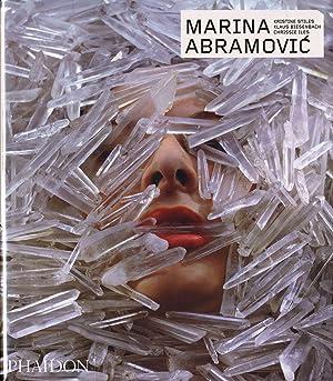 Marina Abramovic (Phaidon Contemporary Artists Series) [SIGNED]: ABRAMOVIC, Marina, STILES,