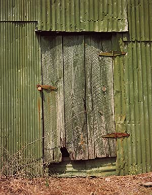 William Christenberry: Disappearing Places (Richter Verlag) [SIGNED ASSOCIATION COPY]: ...