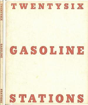 Ed Ruscha: Twentysix Gasoline Stations (Second Edition: RUSCHA, Ed (Edward)