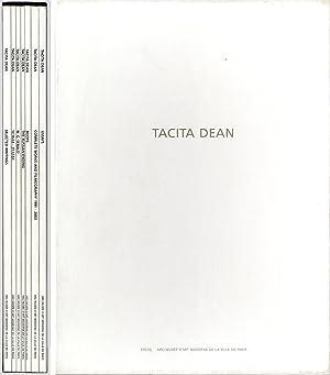 Tacita Dean: Seven Books (Selected Writings, 12.10.02: DEAN, Tacita, BOSSÉ,
