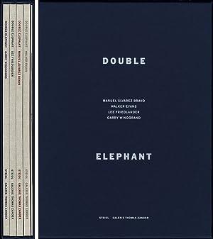 Double Elephant 1973-74: Manuel Álvarez Bravo, Walker: ÁLVAREZ BRAVO, Manuel,