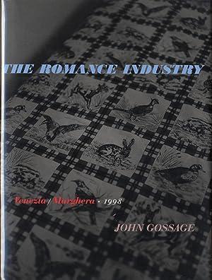 John Gossage: The Romance Industry: Venezia/Marghera 1998: GOSSAGE, John, MESCOLA,