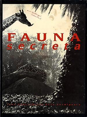 Joan Fontcuberta and Pere Formiguera: Fauna Secreta: FONTCUBERTA, Joan, FORMIGUERA,