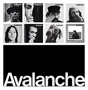 Avalanche (Facsimile Boxed Set), Limited Edition: ACCONCI, Vito, CHRISTO,
