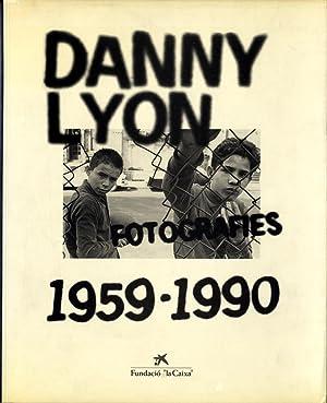 """Danny Lyon: Fotografies 1959-1990 (Fundació """"la Caixa""""): LYON, Danny, ESKILDSEN,"""