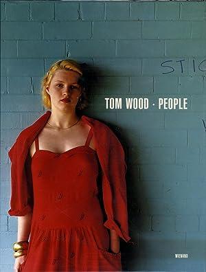 Tom Wood: People [SIGNED]: WOOD, Tom, ZANDER,