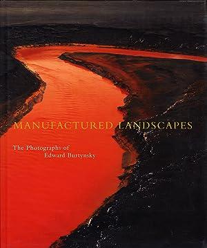 Edward Burtynsky: Manufactured Landscapes (First Printing): BURTYNSKY, Edward, PAULI,