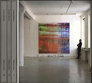 Gerhard Richter: Catalogue Raisonné 1962-1993 (Three Volumes,: RICHTER, Gerhard, PAGÉ,