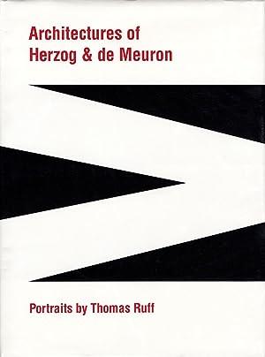 Architectures of Herzog & de Meuron: Portraits: RUFF, Thomas, HERZOG,