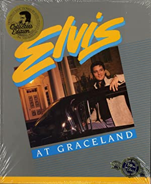 Elvis at Graceland (Rare Guidebook, New in: EGGLESTON, William, BRIXEY,