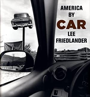 Lee Friedlander: America by Car (Large-Format), Limited Edition [SIGNED]
