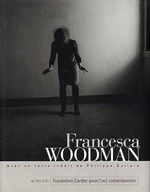 Francesca Woodman: WOODMAN, Francesca, CHANDES,