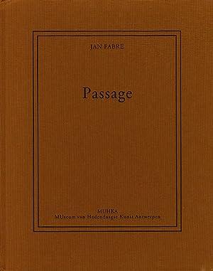 Jan Fabre: Passage: FABRE, Jan, BEX,