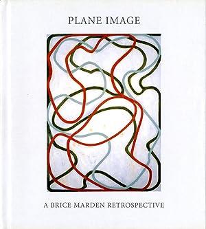 Plane Image: A Brice Marden Retrospective (MoMA,: MARDEN, Brice, GARRELS,
