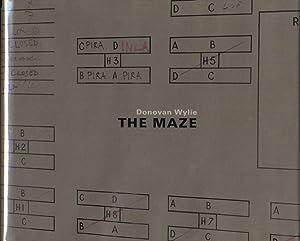 Donovan Wylie: The Maze: WYLIE, Donovan, PURBRICK, Louise