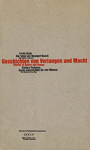 Lewis Baltz and Slavica Perkovic: Geschichten von: BALTZ, Lewis, PERKOVIC,