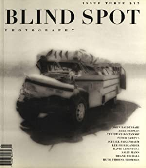 Blind Spot #3 (Photography Journal, Issue Three): CAPUTO, Kim Zorn
