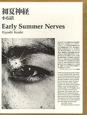 Kiyoshi Koishi: Early Summer Nerves, Limited Edition: KOISHI, Kiyoshi, KOISHI,