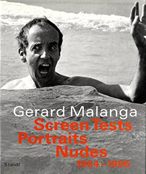 Gerard Malanga: Screen Tests, Portraits, Nudes 1964-1996: MALANGA, Gerard, WARHOL,