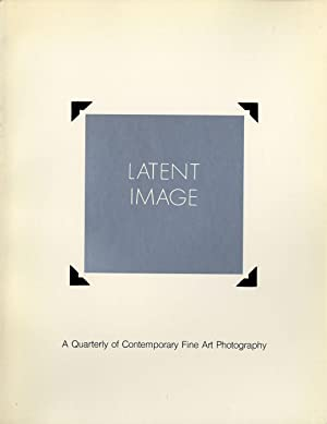 Latent Image: A Quarterly of Contemporary Fine: BEARD, Michael, HEDGPETH,