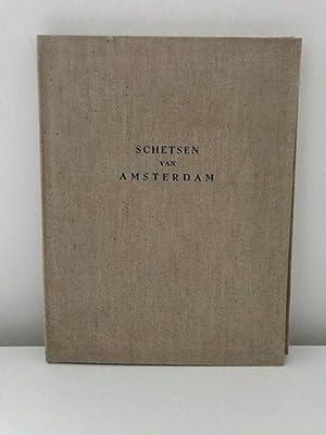 Schetsen van Amsterdam: Fabres, O. &