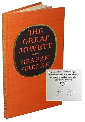 The Great Jowett: Greene, Graham