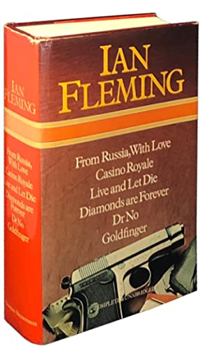 From Russia, With Love; Casino Royale; Live: Fleming, Ian