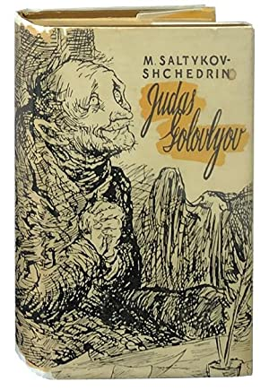 Judas Golovlyov: Saltykov-Schhedrin, Mikhail