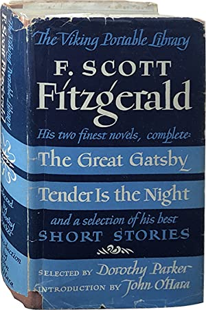 The Viking Portable Library F. Scott Fitzgerald: Fitzgerald, F. Scott