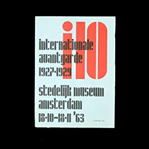 i10 - Internationale avantgarde 1927-1929